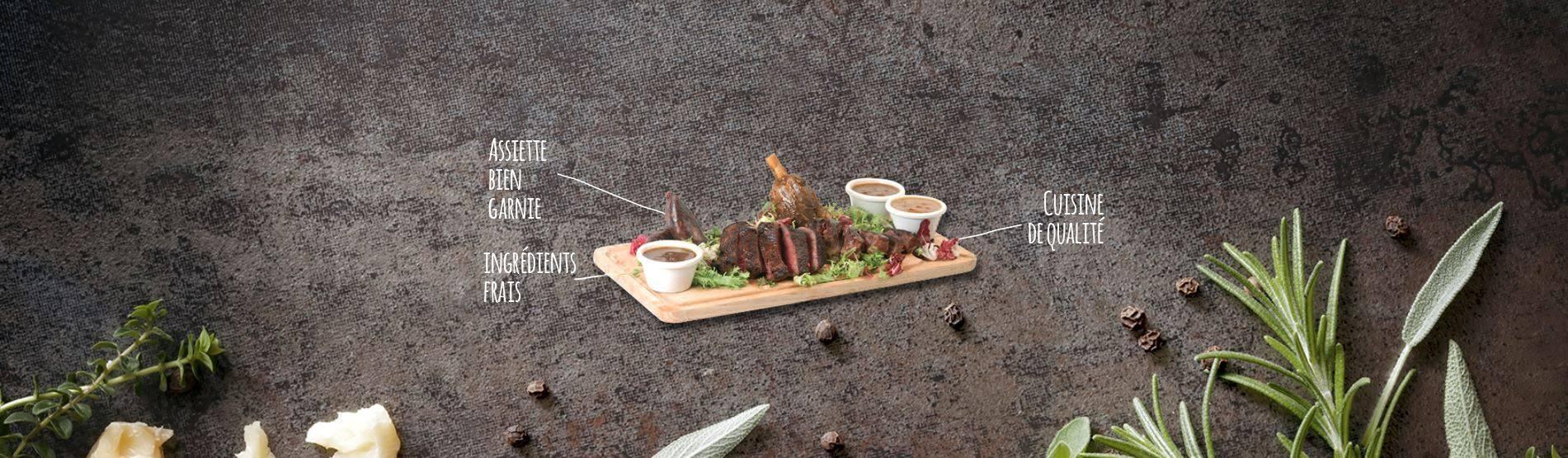 Les Terrasses - Restaurant Carry le Rouet