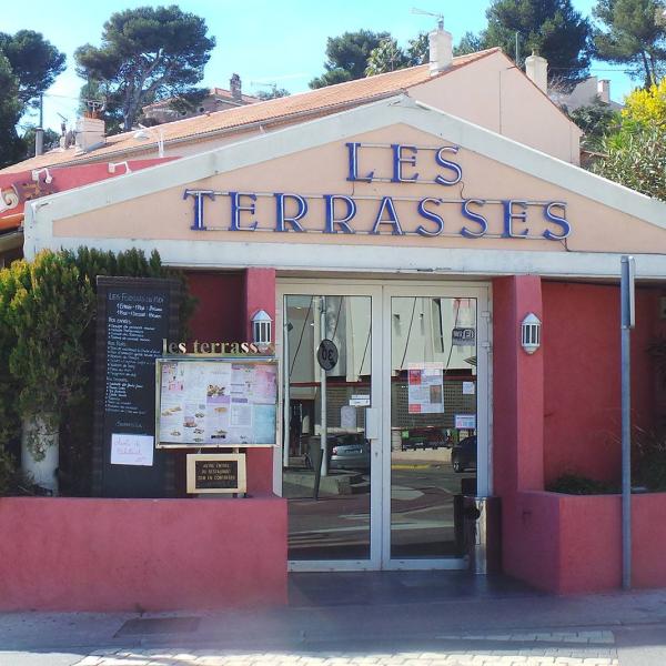 Le Restaurant - Les Terrasses - Restaurant Carry le Rouet